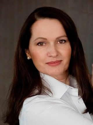 Ihre Gesprächspartnerin Patrizia Becker