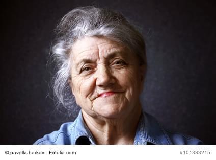 Mein Vorbild, die Großmutter