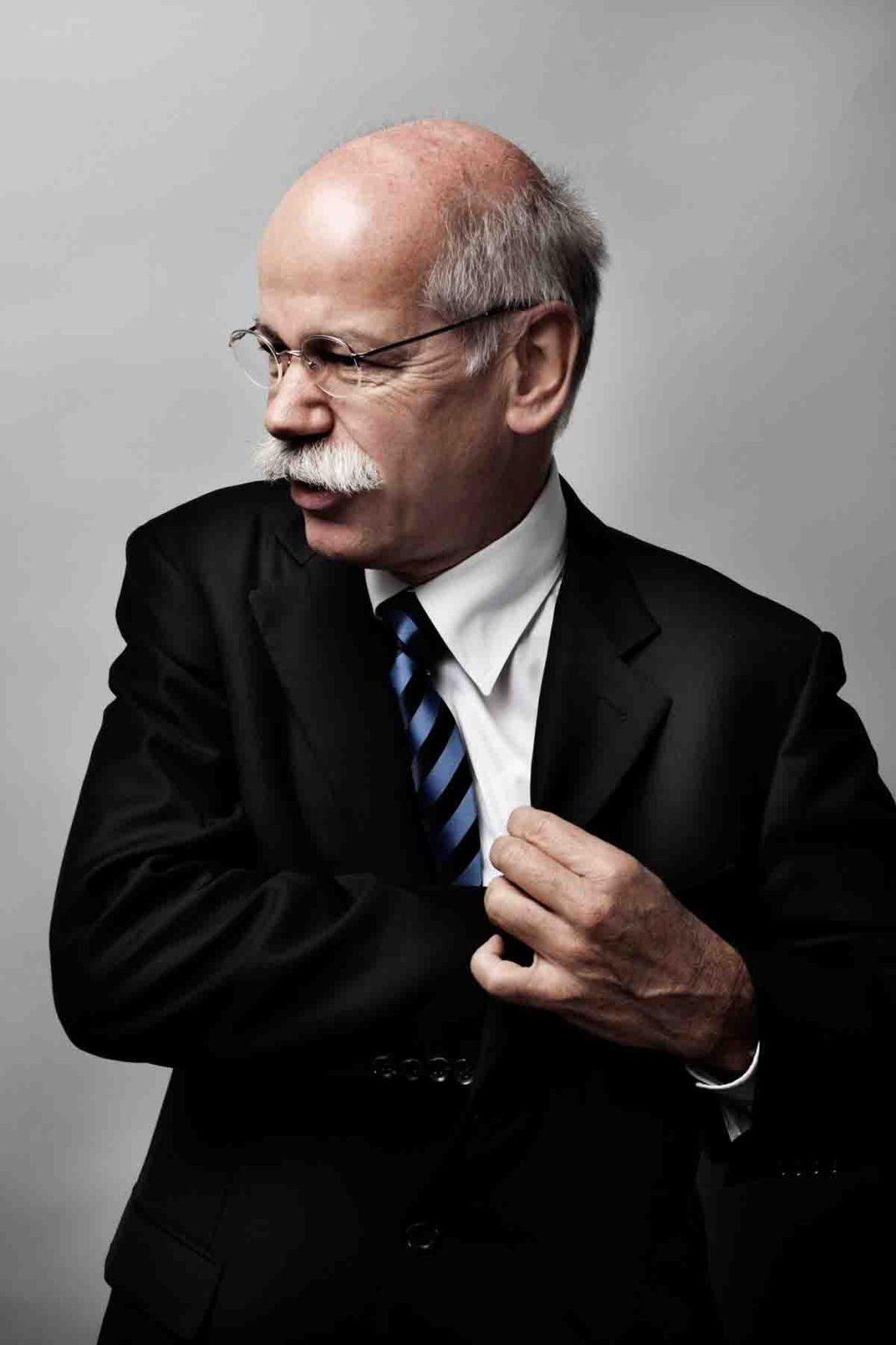 Das Business - Portrait . Zu 50% liegt sein Erfolg in der Hand des Fotografen.