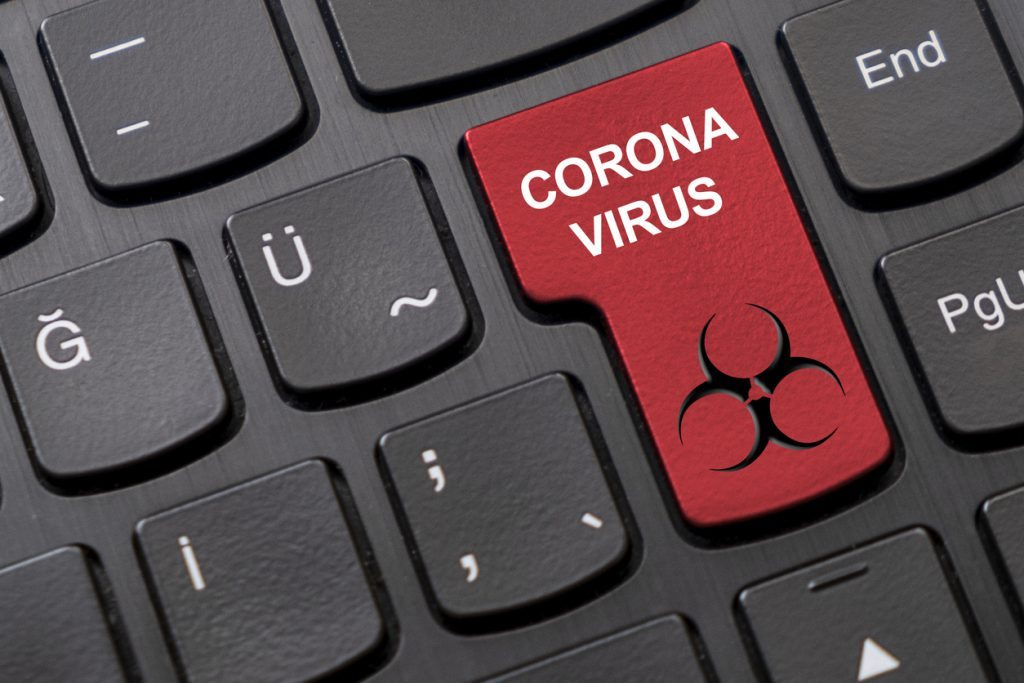 Wohin Coronavirus auch führen kann, zeigt das Beispiel des Parfums.